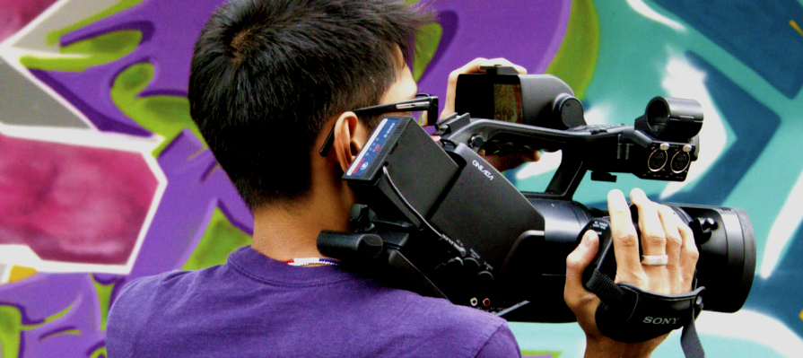 film, camera, film making, operator, digital media, manchester, old trafford, Roop Sagar, union street media arts